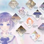 Rayark、話題沸騰中の音楽ゲーム『VOEZ』Android版を配信開始!! さらに6月2日から両端末で新曲を10曲追加