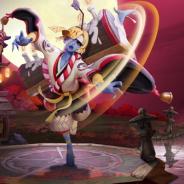 NetEase Games、スマホMOBAゲーム『決戦!平安京』に新式神「キョンシー兄」が登場 「羅衣慶典」秘蔵スキン引き換えイベントも開催