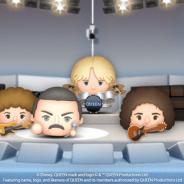 『LINE:ディズニー ツムツム』がApp Store売上ランキングでTOP10復帰…QUEENのメンバーのツムが期間限定&日本限定で登場!