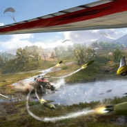 NetEase、全世界1億DL突破のスマホ向けバトルロイヤルゲーム『Rules of Survival』の正式サービスを開始!