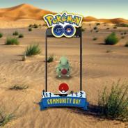 Nianticとポケモン、『Pokémon GO』6月の「コミュニティ・デイ」はいわ・じめんタイプのポケモン「ヨーギラス」に決定 6月16日正午より開始