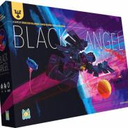 ホビージャパン、「ブラックエンジェル」日本語版を8月上旬発売…「TROYES/トロワ」を手掛けた3人のデザイナーによる話題作