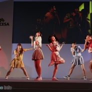 【TGS2014】Fuji&gumi Gamesが期待作『ファントム オブ キル』のスペシャルイベントを開催 でんぱ組.incがコスプレ&ライブで魅了 冠番組でゲームの紹介も