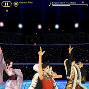 バンナム、『ONE PIECE DANCE BATTLE』で新機能「フルダンス鑑賞」を実装 ヴェネチアカーニバル衣装が登場の「仮面武道会CARNIVAL」実施