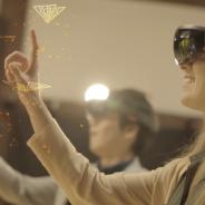 建仁寺と京都国立博物館で、HoloLensを使った新たな文化財の鑑賞体験を開催