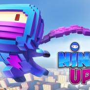 ゲームロフト、iOS向けカジュアルゲーム『Ninja UP! ~ニンジャアップ!~』をリリース