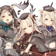 ポケラボとスクエニ、『シノアリス』で三匹の子豚(CV:悠木碧)の新ジョブが登場する「鹿角の狩人ガチャ」を開始!
