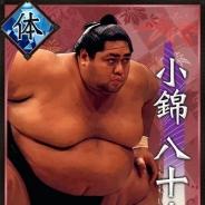 HINATA、『大相撲カード決戦』で元大関「小錦」が登場するボス力士イベントを開催 入門時代の「曙」カードも手に入れるチャンス