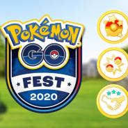 Nianticとポケモン、『ポケモンGO』で毎週内容が変わるチャレンジイベントを開催…達成度合いで「Pokémon GO Fest 2020」で出現するポケモンが変化