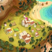 DeNA、「ゴッドゲーム」の第一人者ピーター・モリニュー氏の22cansが開発『Godus(ゴッダス)』を国内iOS向けに配信…指先一つで大陸を創造
