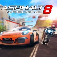 ゲームロフト、レーシングゲーム『アスファルト8:Airborne』が2017年秋の「Android Excellence」に選出