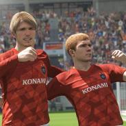 KONAMI、『ウイニングイレブン クラブマネージャー』にてイングランド代表の世界的レジェンドであるスコールズ氏とベッカム氏が登場!