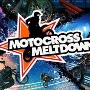 Glu Mobile、『モトクロス メルトダウン』がサービス開始1週間で10万DLを達成! Wes Agee氏「モトクロスゲームでは最もリアリティがある」