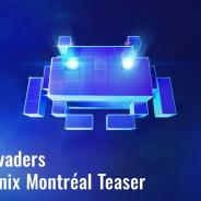 スクエニとTAITO、ARモバイルゲーム『Space Invaders』を発表! ティザームービーも公開中
