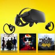 Oculus RiftとTouchのセットが5万円で購入可能に