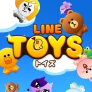 LINE、ブラウン・コニー・サリーなどの人気LINEキャラクターが勢揃いする移動型横軸パズルゲーム『LINE トイズ』を配信開始