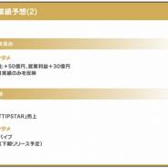 ミクシィ、新作タイトルは2021年3月期の下半期中にリリース予定