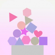 日本一ソフト、頭脳と運を試すパズルゲーム『ずけいタワー』を買い切り型ゲームとして配信開始