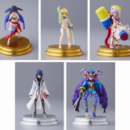アニプレックス、「Fate/Grand Order Duel -collection figure-」シリーズ第6弾が発売! オリジナルステッカーがもらえるキャンペーン開催