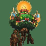 Aiming、『トライリンク 光の女神と七魔獣』で「クリスマスキャンペーン」を開催 シーズンボスには「クランプスツリー」が登場