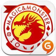 【AppStoreランキング】ゲームトップセールス(1月15日版)…NHN Japan「マジモン」が首位
