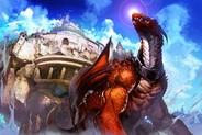 グリー、iOS版「GREE」で本格オンラインゲーム『ドラゴンアーク』の提供開始
