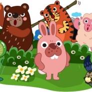 東北新社、『LINE ポコパン』『LINE ポコポコ』に登場するキャラクターの日本における商品化権の代理店契約を締結