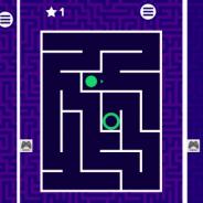 サクセス、「大人ゲーム王国 for Yahoo! ゲーム かんたんゲー」で『メイズ』を配信! 出口を見つけて迷路から脱出しよう