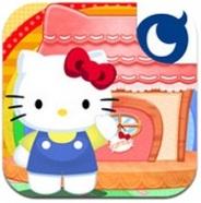 ナウプロダクション、iPhoneアプリ版『ハローキティくるキャラ雑貨店』の提供開始