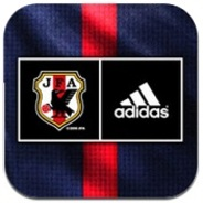 JFAとアディダス、日本代表を応援するアプリ『サッカー日本代表STADIUM』の提供開始