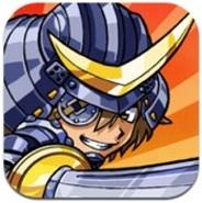 ガンホーOE、新作iPhoneアプリ『戦国テンカトリガー』の提供開始…完全放置型国盗りゲーム