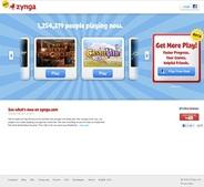 Zynga、ゲームプラットフォーム「Zynga.com」のβ版開始…「CityVille」など5タイトルを提供