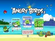 Facebook「Angry Birds」がMAU1200万人突破…ゲーム部門MAUランキングも14位に
