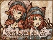 ダンクハーツ、FP版「Mobage」で『Legend of Brave』の提供開始