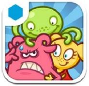 【米国AppStore無料ランキング】(3月31日版)…グリーの新作「Alien Family 」が4位にランクイン!