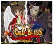 D2C、FP版「Mobage」で『神界キズナ大戦!!GOD★BLESS』の提供開始