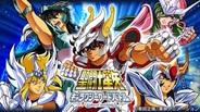 DeNAとCygames、東映アニメ、「Mobage」で『聖闘士星矢ギャラクシーカードバトル』のサービス開始