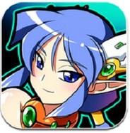ロケットスタッフ、iPhone向けモンスターコレクションゲーム『モン☆タワーズ』の提供開始
