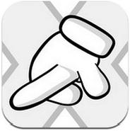 アイフリーク、世界初の端末を斜めに持って遊ぶiPhoneアプリ「クロス&フリップ」の提供開始