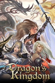 ジークレスト、iPhone用ソーシャルSLG『Dragon's Kingdom』の提供開始…ソーシャルゲーム第3弾