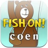 ファッションブランドのコーエン、自社キャラを使ったゲームアプリ『FISH ON!』をリリース…高得点者には割引クーポン