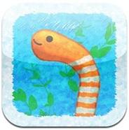 マピオン、iPhoneアプリ『いじって!ちんあなご』をリリース…海底の人気者「ちんあなご」を育成するゲーム