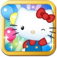 ニフティとサンリオウェーブ、iPhoneアプリ『Hello Kitty World』をリリース…ハローキティと遊園地づくりが楽しめる