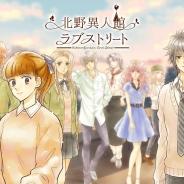 ウインズ、神戸の街を題材にした恋愛ノベルゲーム『北野異人館ラブストリート』を配信開始