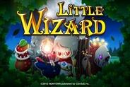 Com2uS、iPhone向けソーシャルゲーム『リトルウィザード』をリリース