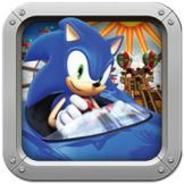 【米AppStoreランキング】ゲーム無料(6/16)…セガ「Sonic & SEGA All-Stars Racing」が2位