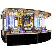KONAMI、「ミリオンパラダイス」内でメダルゲーム機『Venus Fountain』をリリース