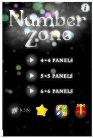 フジテレビとEagleの新感覚パズルアプリ『NumberZone』がApp Storeで総合無料1位獲得!