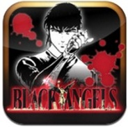 Eagle、iPhoneアプリ『ブラックエンジェルズ』をリリース…DVD発売を記念して