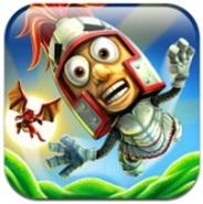 【AppStoreランキング】ゲーム無料(7/28)…無料セール中の「Catapult King」が首位、「なめこ」も引き続き好調